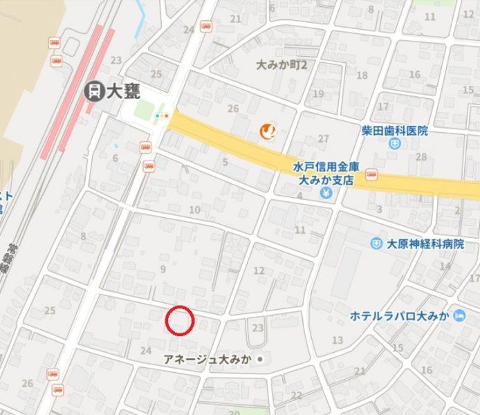《貸駐車場》小山田駐車場